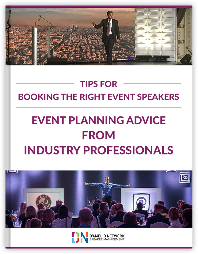 Tips for booking the right speakers ebook