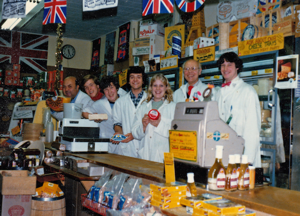 DMSCheese Shop late 1970s copy for social