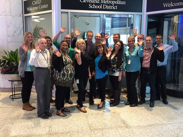 PR coaching: David Meerman Scott helpsCleveland Metro School District