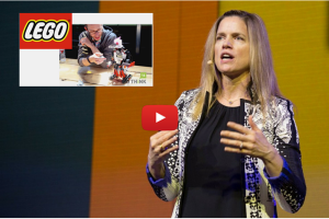 Polly LaBarre Lego innovation model