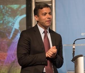 Vikram Mansharamani, one of DN's popular business speakers