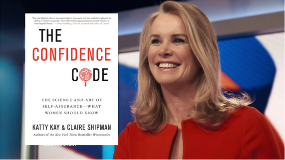 Katty Kay on women and confidence