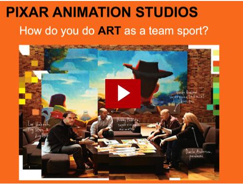 organizational culture at pixar