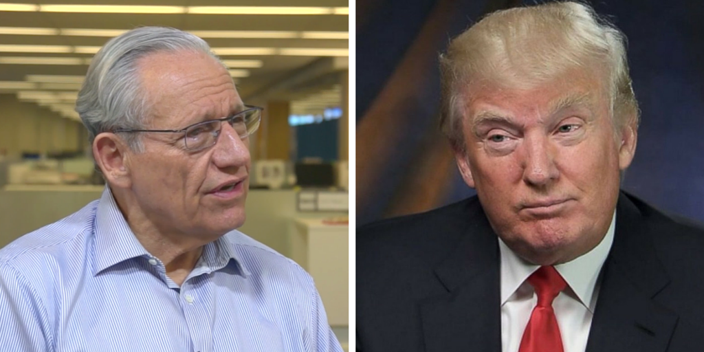 Bob Woodward interviews Trump