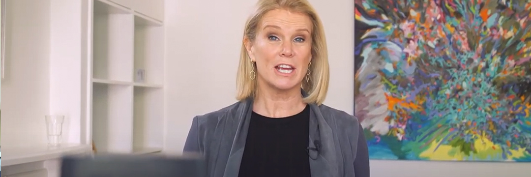 The Talent to Make Virtual Events Great - BBC Anchor Katty Kay